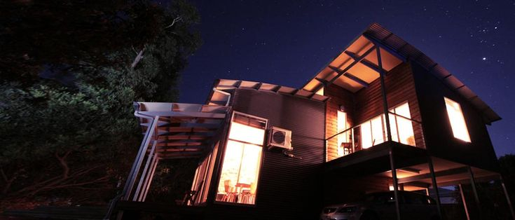 At The Gap Apartment - Luxury Accommodation in Halls Gap, Victoria