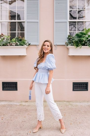 Gal Meets Glam This New-To-Me Brand Makes the Cutest Tops #SpringStyle #shopthelook #MyShopStyle