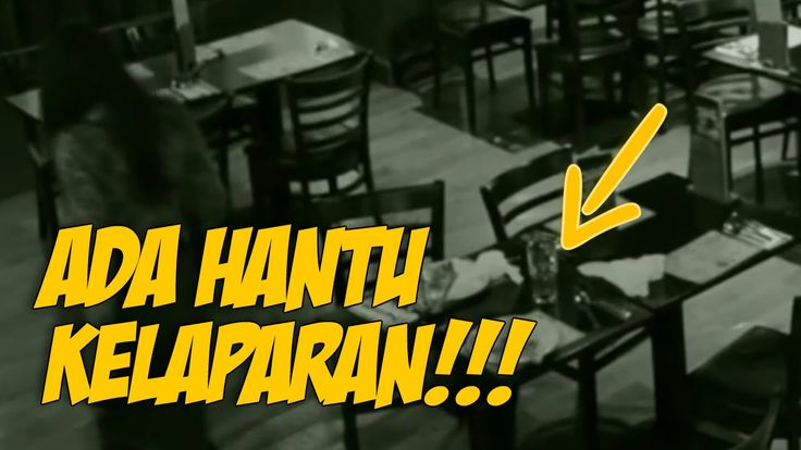 video horor : Makanan wanita ini di curi oleh HANTU KELAPARAN!!