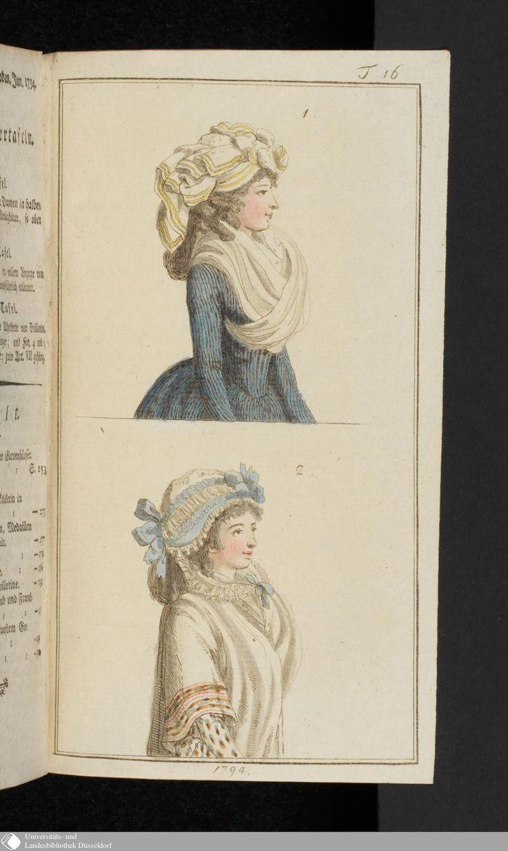 Journal des Luxus und der Moden: Junius 1794