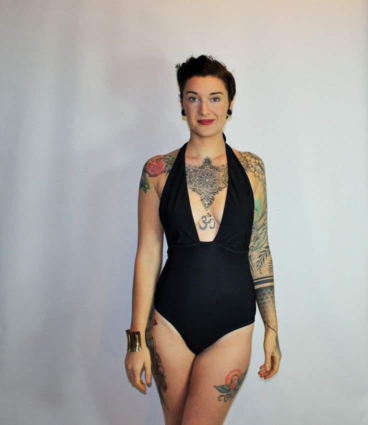 Custom Sexy Plunge Retro One-Piece Swimsuit Bathing Suit / Any Size / 28 Colors and Prints / Made to Measure by origamicustoms on Etsy https://www.etsy.com/listing/127260657/custom-sexy-plunge-retro-one-piece