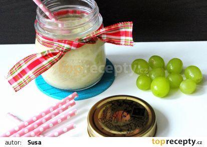 Hroznové smoothie recept - TopRecepty.cz