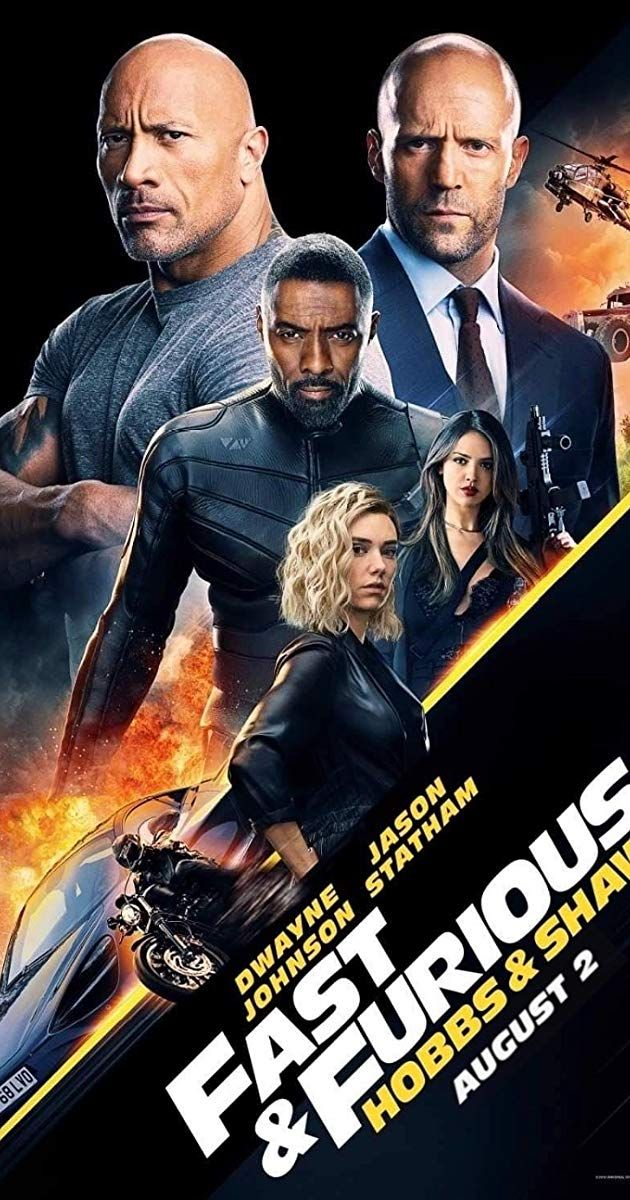 Hobbs Shaw Movie Review Fast And Furious Full Movies Movies Online