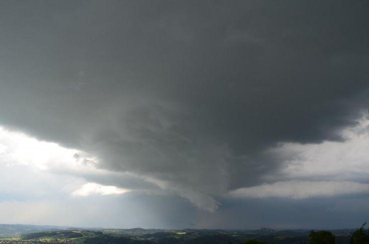 19.05.2015 - Gewitter bzw. tiefe Wolkenabsenkung @ Mühldorf (STMK)