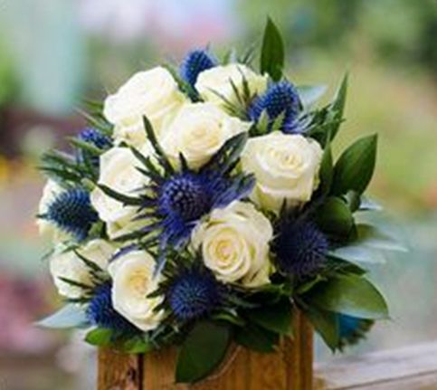 Ashley's choice bouquet 1