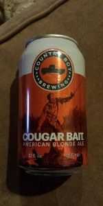 Cougar Bait-Country Boy Brewing