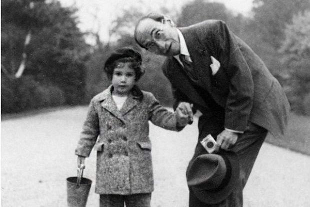 Centre Pompidou to stage show on the celebrated 20th-century dealer Paul Rosenberg et sa petite fille anne sinclair