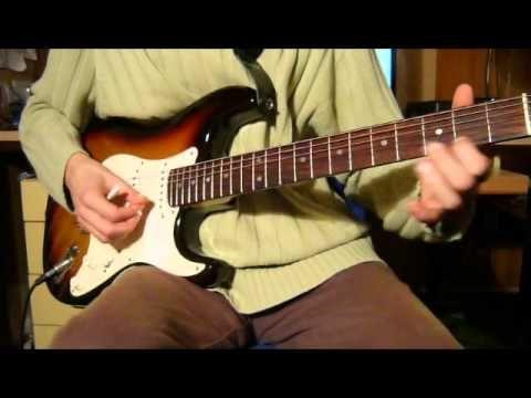 Del Shannon - Runaway instrumental guitar cover