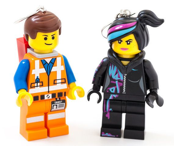 80 best Emmet and Lucy images on Pinterest   Lego movie ...