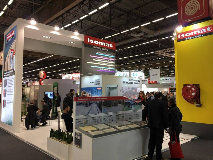 Today, the BATIMAT 2017 international exhibition has come to an end! ISOMAT's pavilion at Hall 6, Stand G168 has been full of visitors interested in learning all about our innovative polyurethane waterproofing systems ISOMAT PU SYSTEMS, our industrial floorings, our microcement and decorative coatings, as well as our new advanced Polyurea waterproofing and coating systems! ISOMAT's next stop will be the Big 5 Dubai exhibition, which will take place from 26-29/11, in Dubai, UAE. See you…