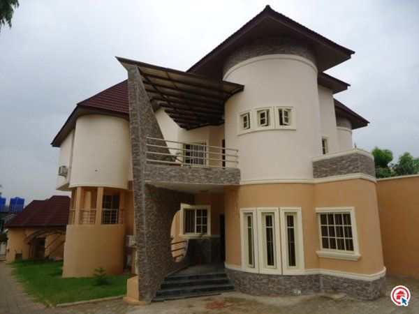 3 asokoro in abuja federal capital a 5 bedroom house for Houses in abuja nigeria