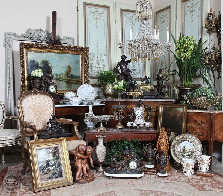 Antique Furniture And Antique Accessories