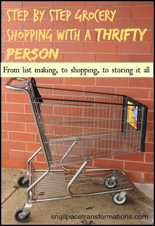 Want to know how you thrifty friends spend so little at the grocery store? This article will take you step by step through the process of saving money on food.