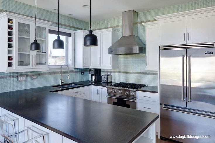 Best Steel Gray Granite Honed Google Search Small Kitchen 400 x 300