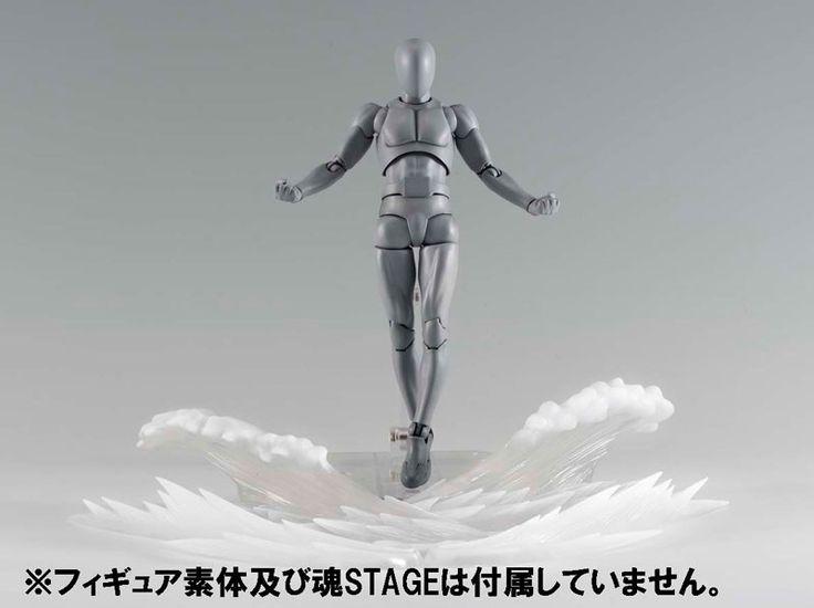 S H Figuarts Body Kun Dx Set Anatoref Human Male Pose