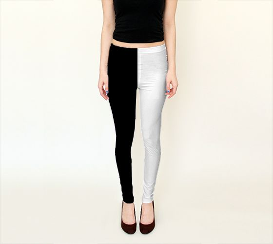 Duality Leggings - Available Here: http://artofwhere.com/shop/product/56426