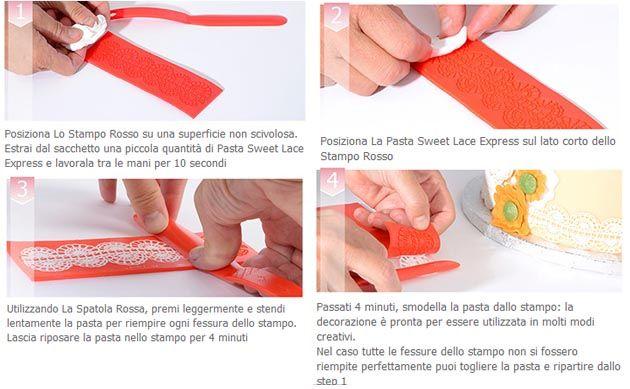 Sweet Lace Express Modecor