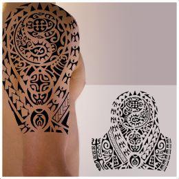 Tattoo of Balance, Duality tattoo - custom tattoo designs on TattooTribes.com