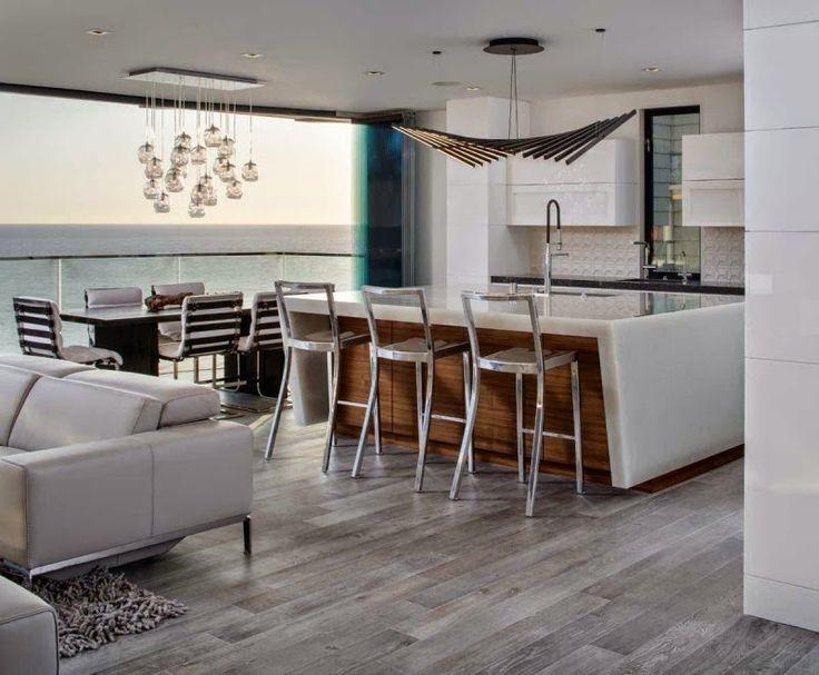 240 best Cocinas Modernas   Modern kitchens images on Pinterest