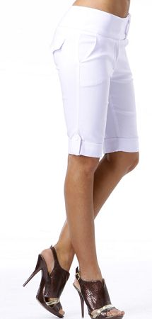 #Bermuda Shorts Casual Wear Dresses #2dayslook #CasualDresses www.2dayslook.com