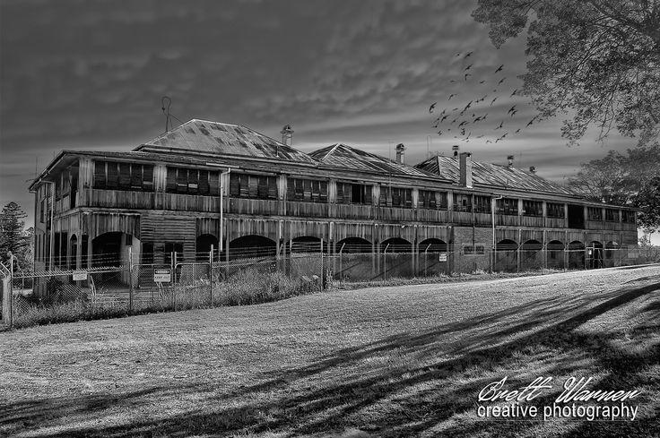 Abandoned Mental Asylum by Brett Warner on 500px