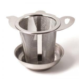 Tesil med nät till kopp - Kränku Te & Kaffe