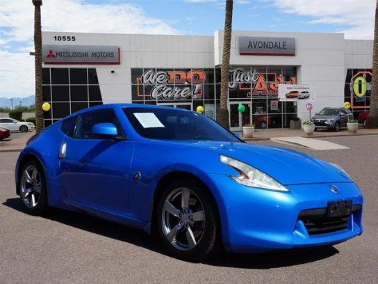 Coupe, 2009 Nissan 370Z Coupe with 2 Door in Avondale, AZ (85323)