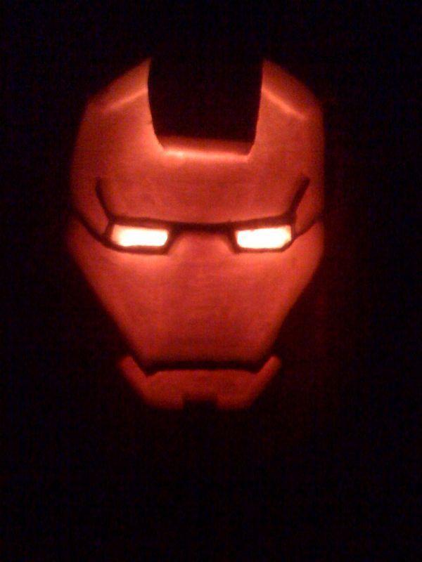 17 best Pumpkin 13 images on Pinterest | Iron man pumpkin ...