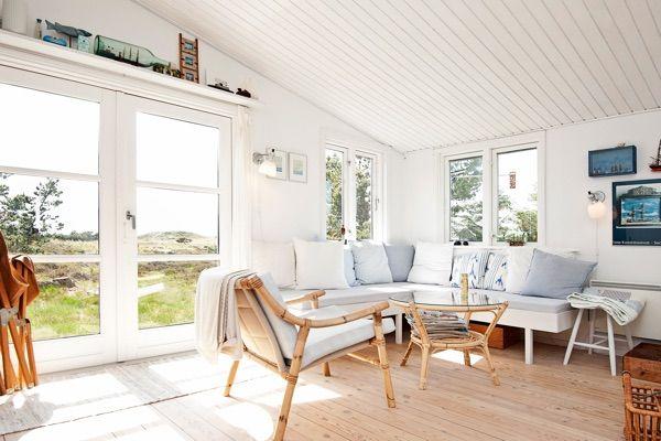 Ferienhaus: Fanø/Sønderho, Fanø, Dänemark, 4 personen, Kamin/Holzofen, gratis W-LAN, Haus-Nr: 98735