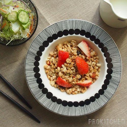 毎日が楽しくなるキッチン用品のセレクトショップ 『プロキッチン』: マリメッコ (marimekko) ディーププレート 20cm Siirtolapuutarha (市民菜園)