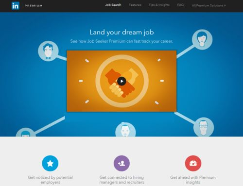 9 Tips for Using LinkedIn to Find Your Dream Job If you're looking for a new job, where's the first place you tend to look?  Job sites, Google, company websites? If LinkedIn isn't currently on your  list, it should be one that you consider. It's a great way to proactively  reach out to businesses to find roles. Plus, a business or recruiter may  even approach you directly with a job opportunity that suits the skills and  experiences listed in your profile.