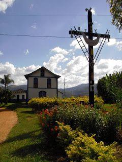 Estrada Real, Caminho dos Diamantes, Senhora do Carmo, Minas Gerais, Brasil