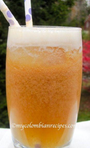 Jugo de Tamarindo (Tamarind Juice)