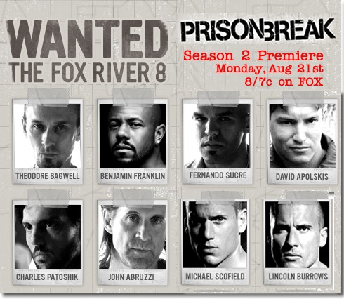 Prison Break - loved this show!
