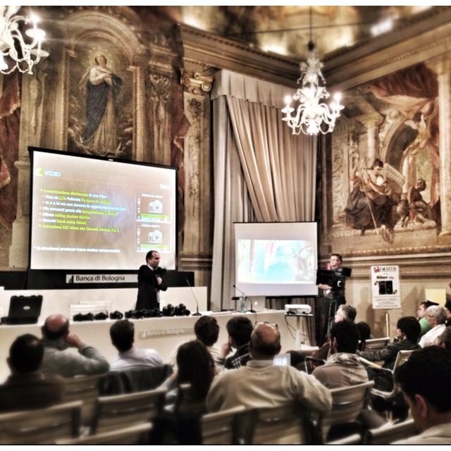 Nikon Day da Paoletti Bologna