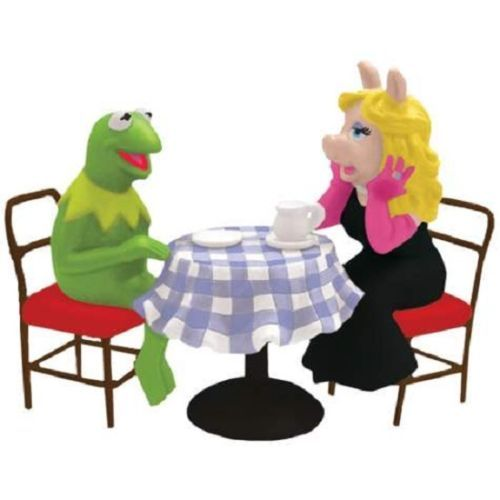 Muppets Coffee Date Salt and Pepper Shakers