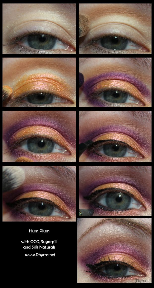 OCC, Sugarpill & Silk Naturals tutorial. Click through to see more!Makeup Tutorials, Makeup Inspiration, Makeup Beautyful Nails Health, Makeup Hair, Beautyful Makeup