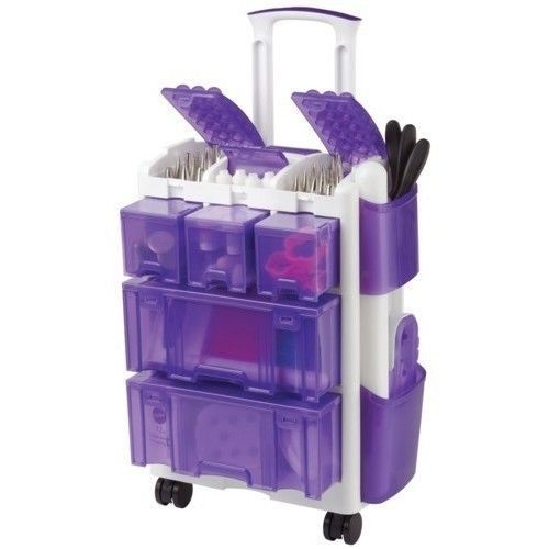Rolling-Tool-Caddy-Ultimate-Storage-Decorate-Cake-Organizer-Professional-Wedding