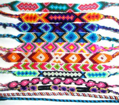 70 Best Friendship Bracelets Images On Pinterest