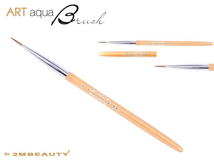 2mbeauty art brushes for nails