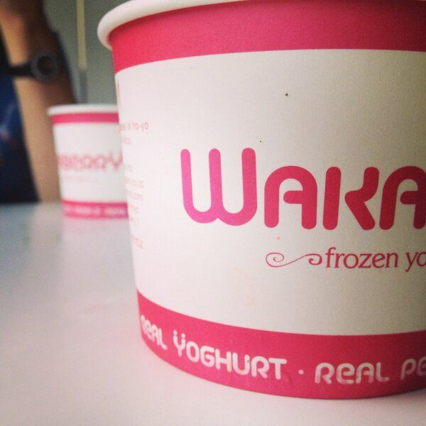 Wakaberry froyo bowls