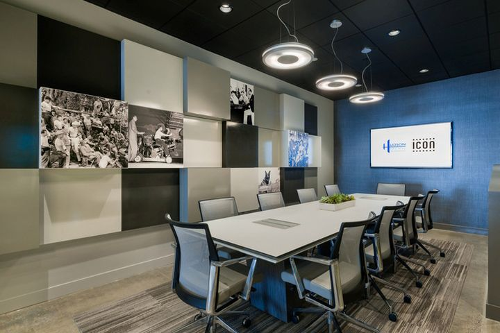 ICON Sales Offices by Kamus & Keller, Hollywood – California » Retail Design Blog