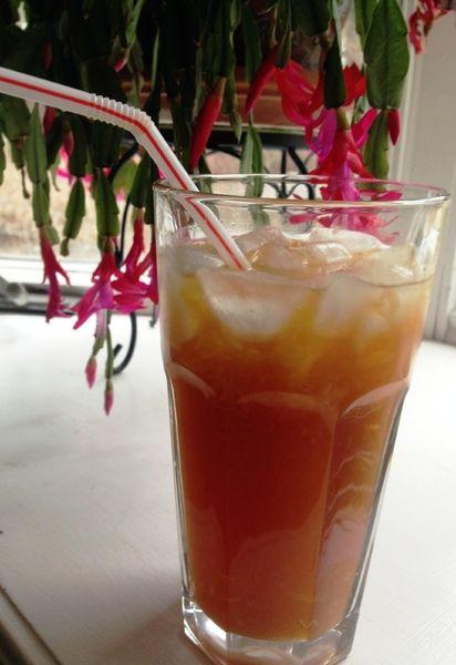Citrus-Mint Iced Tea | Recipe | Teas, Mint iced tea and Recipe