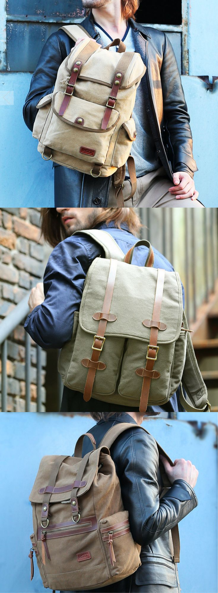 canvas and leather,backpack,waxed,backpack,waxed canvas,duffle bag,canvas rucksack,canvas laptop bag,rucksack,laptop bag,vintage backpack,canvas backpack,leather backpack,waxed canvas bag,,Bags & Purses, Backpacks, Canvas backpack men, hipster backpack, mens backpack, canvas rucksack, laptop bag, school backpack, navy blue,green,grey,black,beige,tan,outdoor backpack, travel backpack,Canvas Duffel Bag, Mens Duffle Bag, Waxed Duffel, Leather Duffle, Duffle Bag Men, Men Duffel Bag,Luggage…