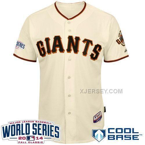 http://www.xjersey.com/giants-blank-cream-2014-world-series-cool-base-jerseys.html GIANTS BLANK CREAM 2014 WORLD SERIES COOL BASE JERSEYS Only $34.00 , Free Shipping!