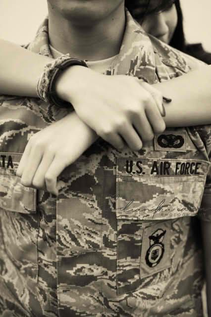 Love this - Marine Corps instead, of course. <3