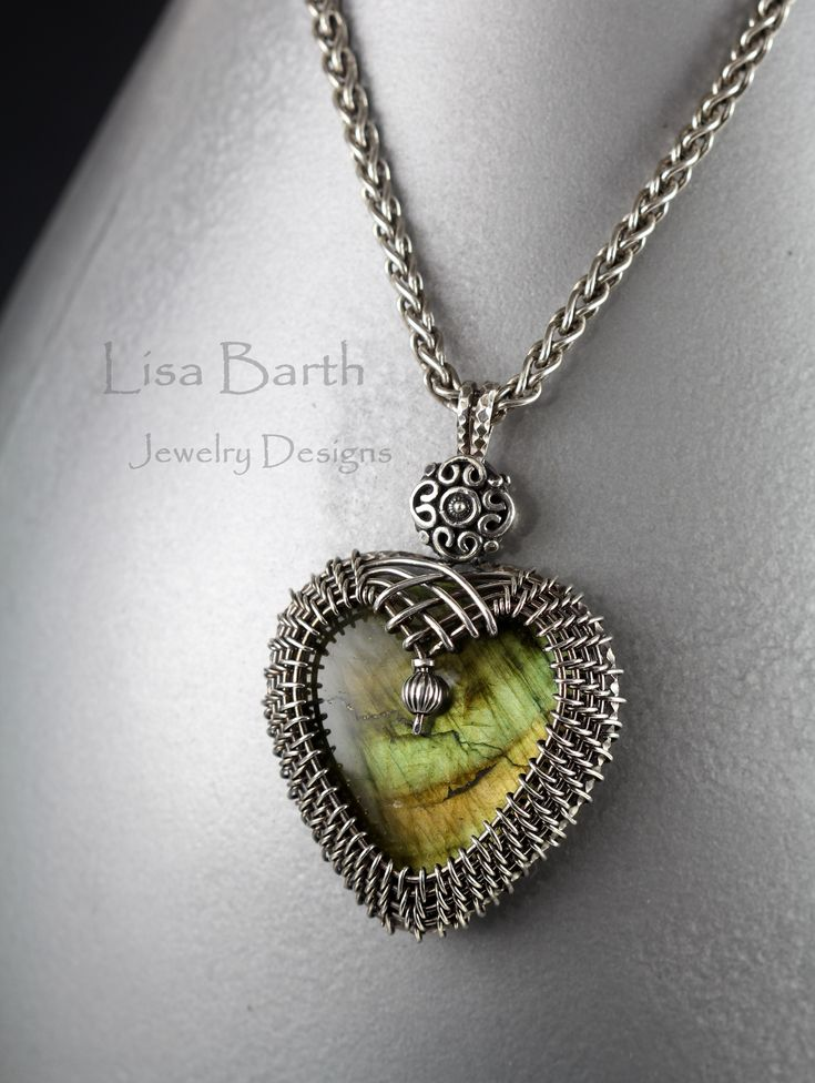 526 best Wire Weaving images on Pinterest | Wire jewelry, Wire ...