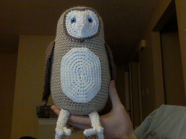 Amigurumi Barn Owl : Pin by Vanessa Warner on Amigurumi is My Dream Pinterest