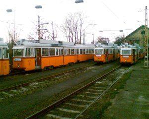 UV Trams @Budafok