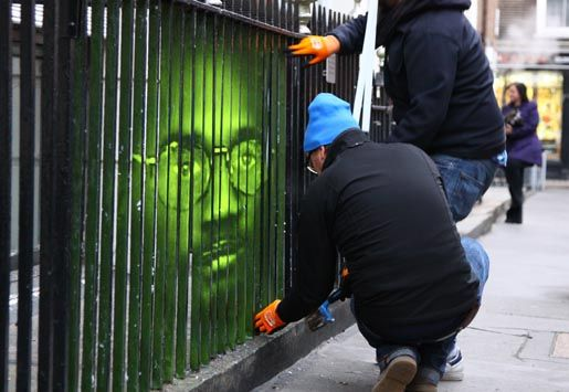 Amnesty Make The Invisible Visible for Troy Davis